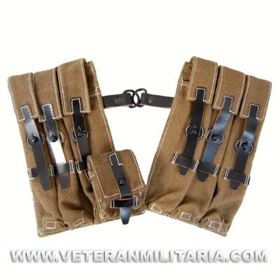 Porta cargadores para MP40