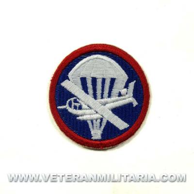 Parche de gorra U.S. Airborne