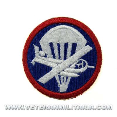 Parche de gorra U.S. Airborne (Oficiales)