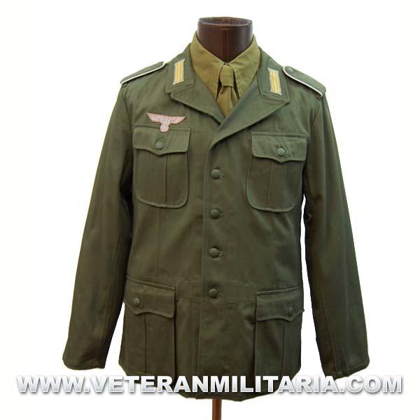 4e175500fa3 Afrika Korps Tropenbluse M40