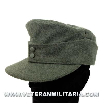 Gorra M43 – Erel (Einheitsfeldmütze)