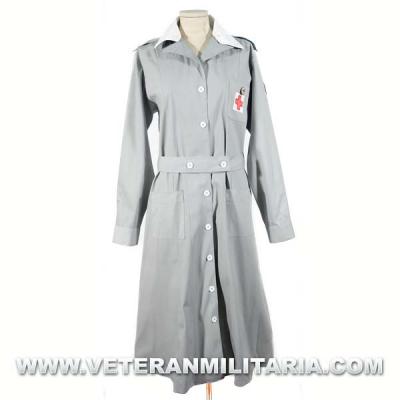 Uniforme del Cuerpo de Hospital del Ejército Americano