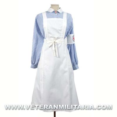 Uniforme Enfermera Alemana DRK