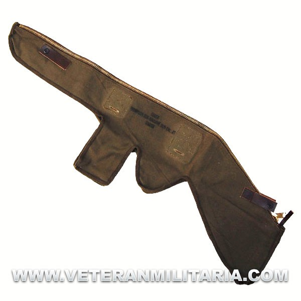 U S  Army canvas bag for Thompson M1 / M1A1