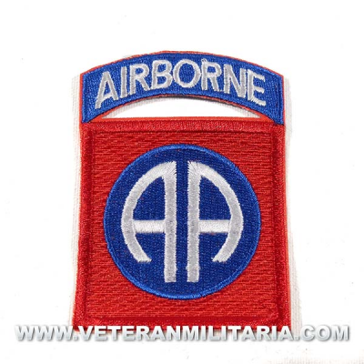 Parche 82ª División Aerotransportada