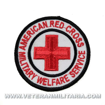 Parche American Red Cross Service to Armed Forces