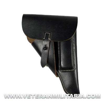 Pistolera para Walther P38 (Maron)