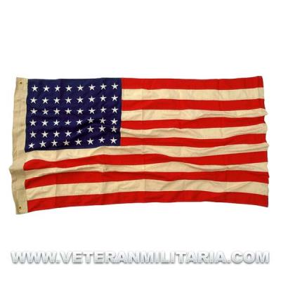 Bandera US 48 estrellas