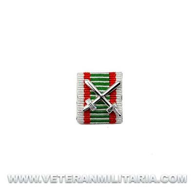 Ribbon Medal Commemorative War 1914/1918 (Hungary) Combatants
