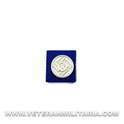 Ribbon Medal for 8 years of Service in SS