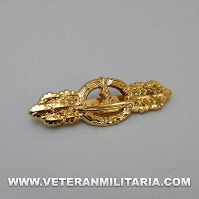 Insignia de Combate de Submarinos Oro