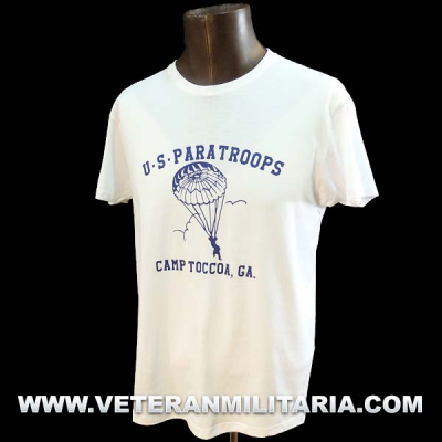 Camiseta Camp Toccoa