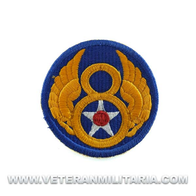 Parche 8ª fuerza aérea