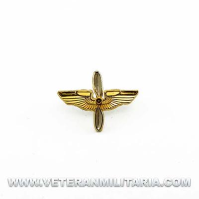 Insignias de Cuello para Oficiales de las Fuerzas Aéreas US