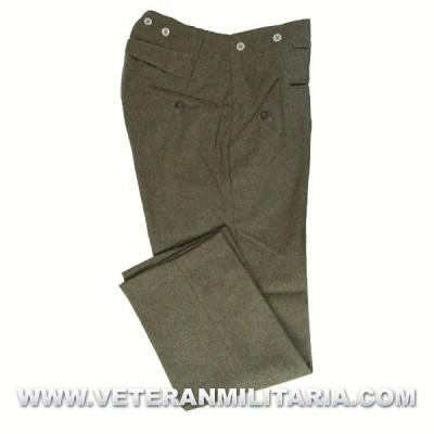 Pantalones de campaña M40
