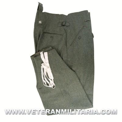Pantalones de campaña M43
