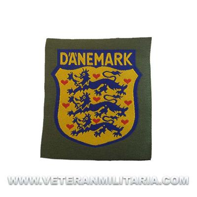 Parche de brazo de Danemark
