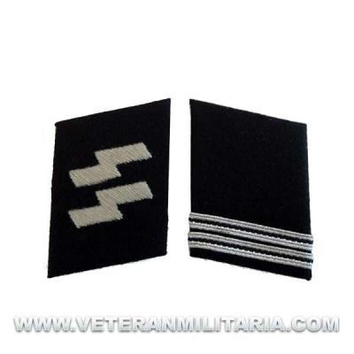 SS Rottenfuhrer Collar Tabs