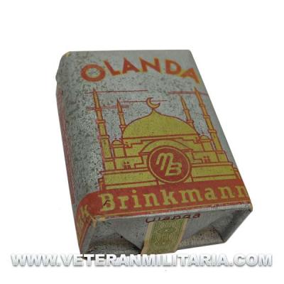 Paquete de Tabaco Alemán Olanda