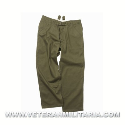 Pantalones largos Afrika Korps