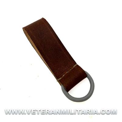 Ring Belt Loop Brown