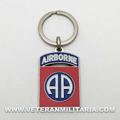 Keychain of the 82nd Airborne