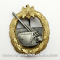 Distintivo de Combate de Artillería de Costa