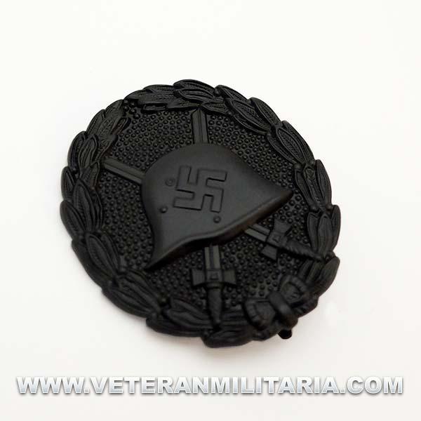 Legión Cóndor Distintivo de Herido en Negro