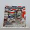 Insignia de Gorra Británica Regimiento de Paracaidista
