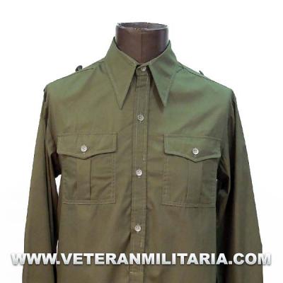 Camisa de servicio África Korps
