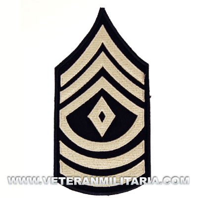 US First Sargeant Chevron