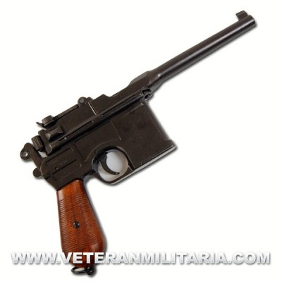 Pistola Máuser C96 Denix