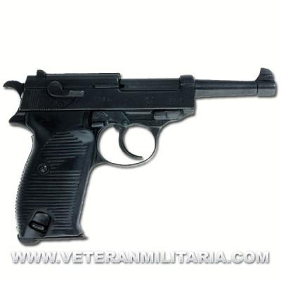 Pistola Walther P38.Denix