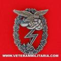 Distintivo de la Lucha en tierra para Tropas de la Luftwaffe.
