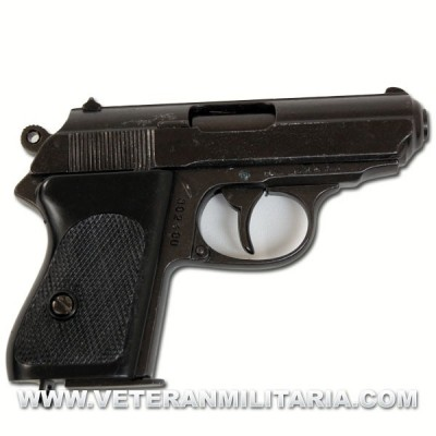 Pistola Walther PPK. Denix