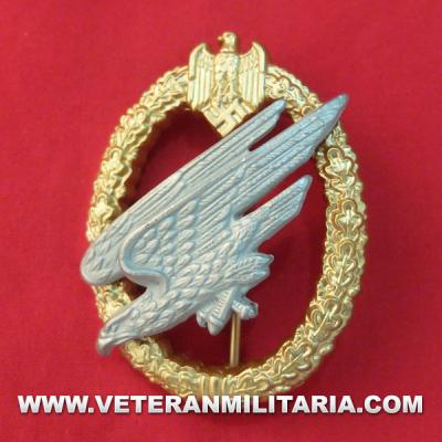 Distintivo de Paracaidistas del Heer
