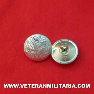 Botones plateados de 21mm