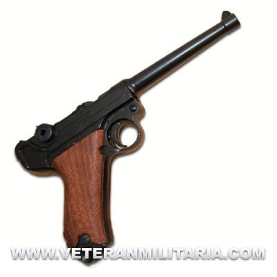 Pistola Luger P08 Kriegmarine. Denix