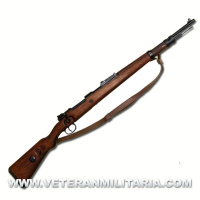 German Rifle Mauser Kar-98 Denix