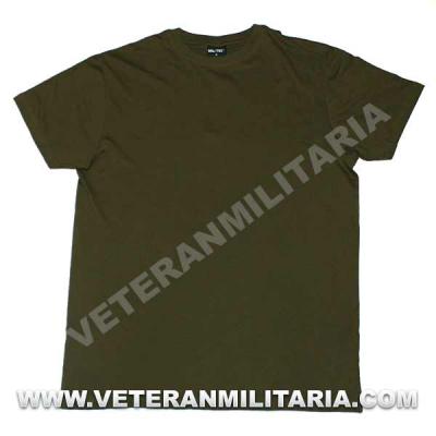 Short Sleeve T-shirt US color OD