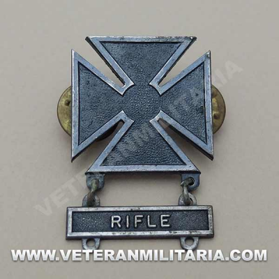 Army Marksman Weapons Qualification Badges Rifle