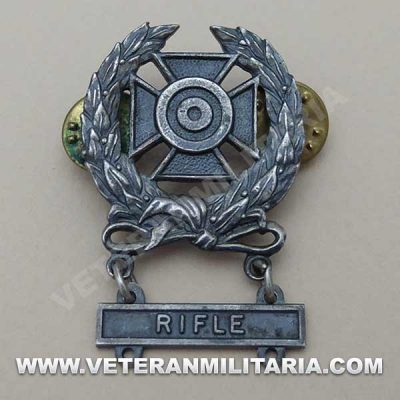 Original Rifle Expert Marksman Badge (1)