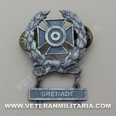 Original Grenade Expert Marksman Badge
