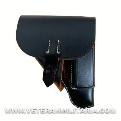 Pistolera para Walther PPK (Negro)