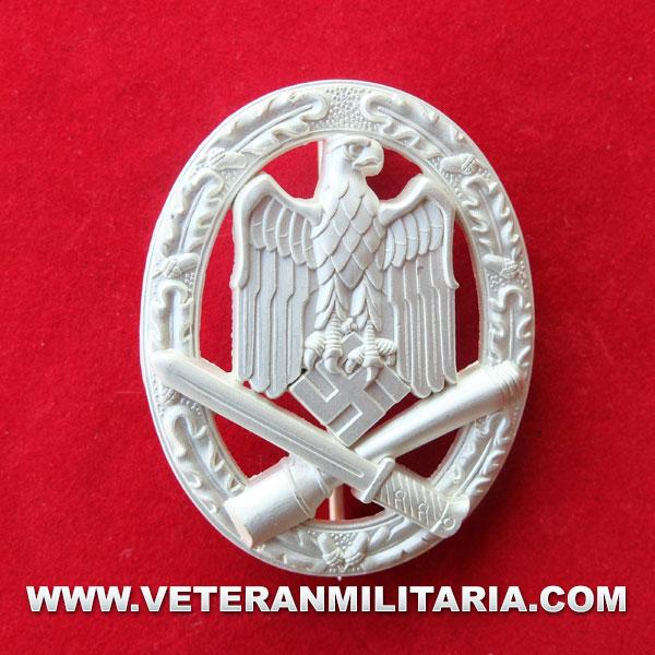 Medalla de Asalto General Plata
