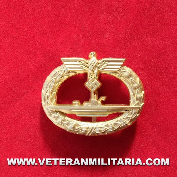 Distintivo de Combate de Submarinos
