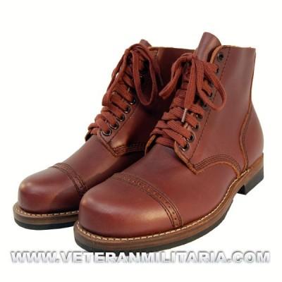 U.S. Service Shoe Sole Russet