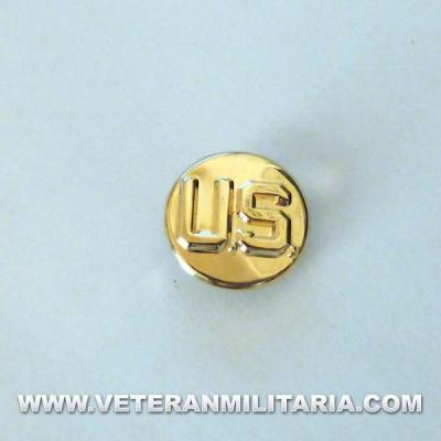Collar disk, U.S.