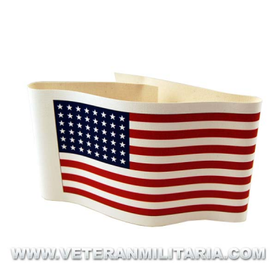 Brazalete, bandera US (48 estrellas)