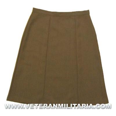 WAC Service Skirt